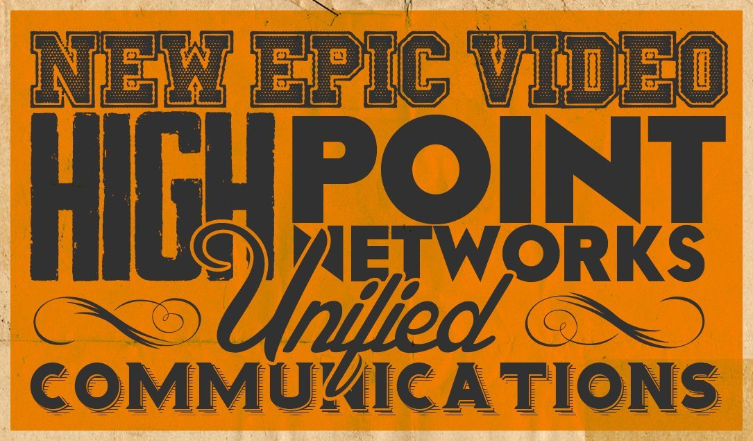 New Epic Video High Point Networks