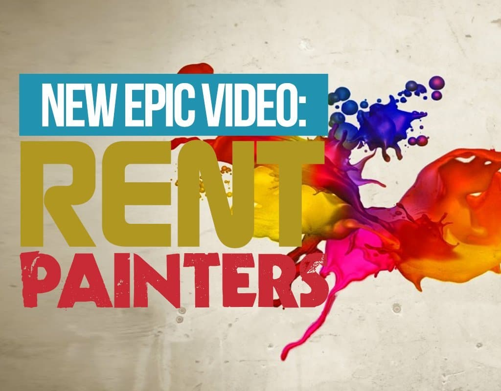 New Epic Video Rent Painters