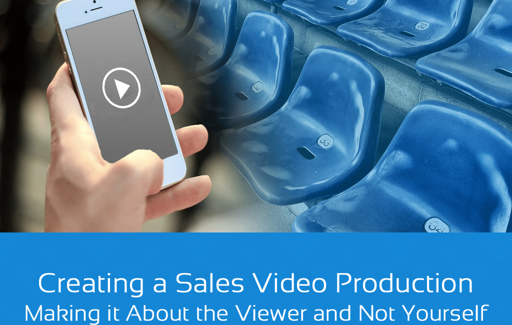 sales video production