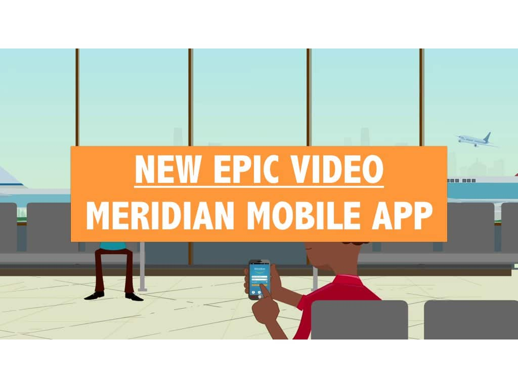 New Epic VIdeo Meridian Mobile App