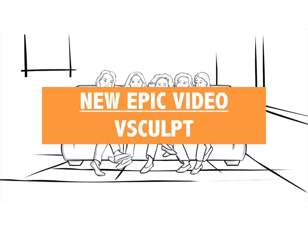 New Epic Video VSculpt