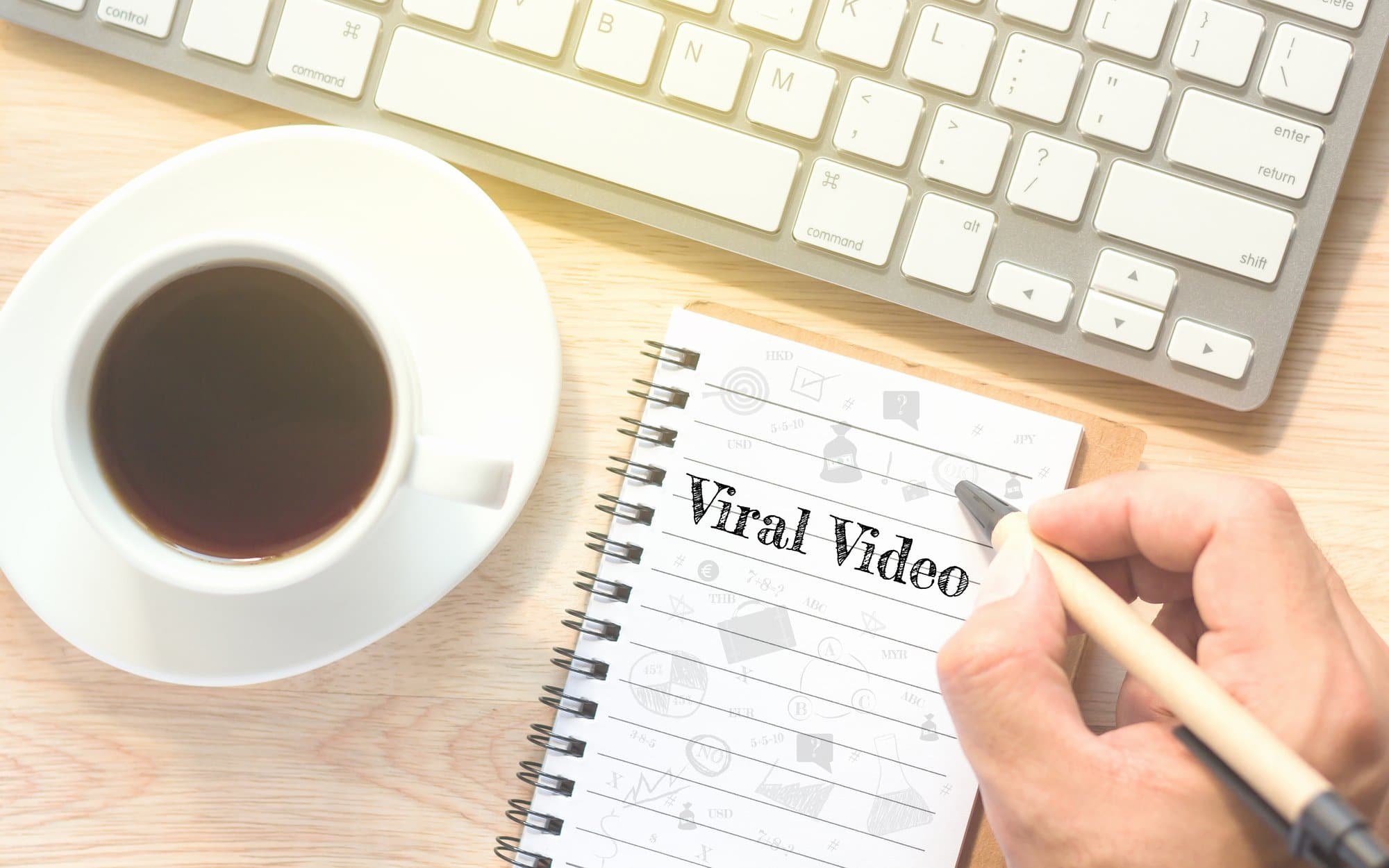 make a viral video